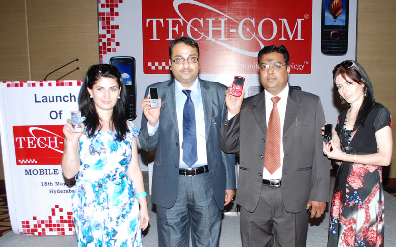 Mobile phone launch hyderabad