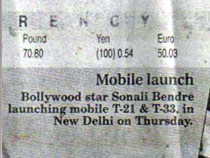 Central Chronicle Bhopal 3 Dec 2010