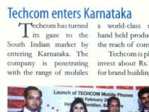 Techcom--VAR-India