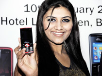 Launch of Mobile Phones in Karnataka 10-Jan-2011
