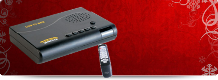 Can-West Ghana Ultra HD LCD TV TUNER