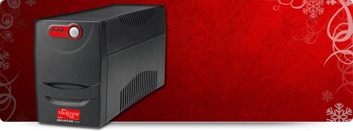 Can-West Ghana SSD UPS 600 Vesta